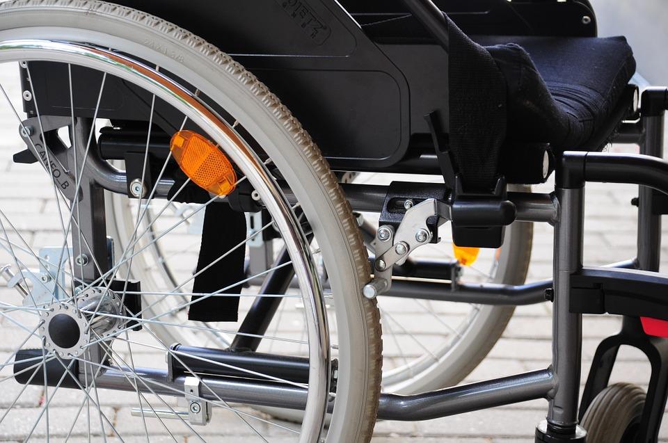 accident avec handicap