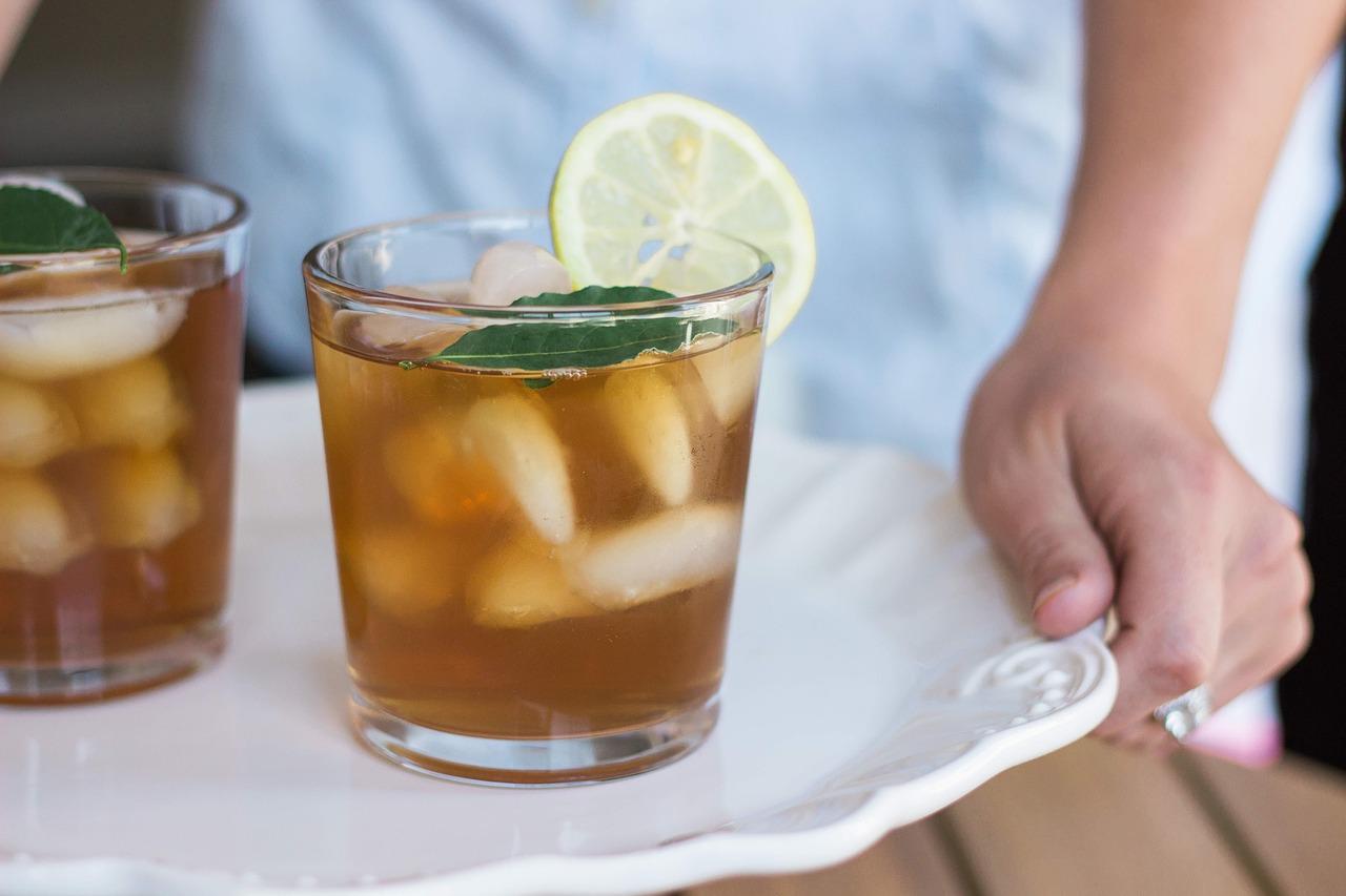 délicieux thés glaçés aux aromatiques naturels